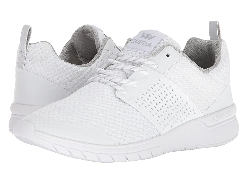 Supra Scissor (White/White) Men
