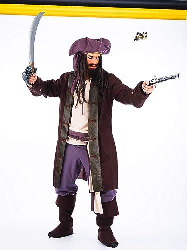 limit Piratenkostüm BUCAschwarz