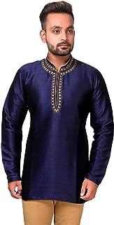 Desi Sarees Men Kurta Shirt Tunic Indo Western clothing 2012