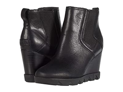 SOREL Joan Uptown Chelsea (Black 2) Women