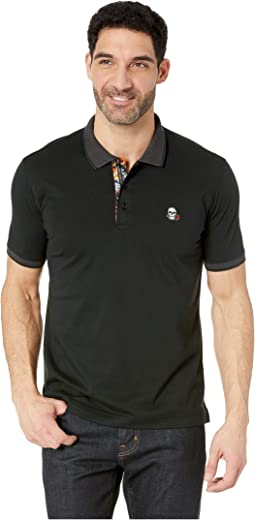 Easton Short Sleeve Knit Polo