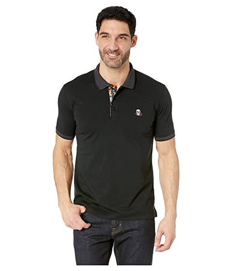 7e919812 Robert Graham Easton Short Sleeve Knit Polo at Zappos.com