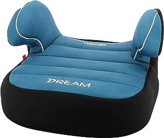 Silla de coche para Bebe Nania elevador DREAM grupo 2/3 (15-36kg) -Luxe AZUL