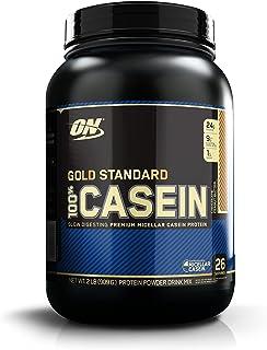 Optimum Nutrition Gold Standard 100% Casein Protein Powder - Chocolate Peanut Butter, 909 Grams