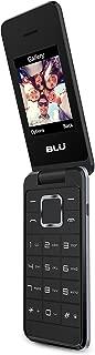 BLU Diva Flip - Unlocked Dual Sim - Silver