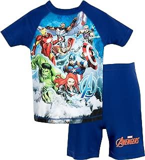 Avengers Boys' Two Piece Swim