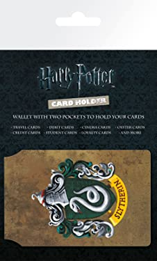 GB eye LTD, Harry Potter, Slytherin, Card Holder, Multi-Colour, 16 x 0.3 x 11 cm