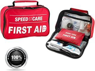 MEDca First Aid Kit - 152 Piece 2-in-1 1st Aid Kit and Emergency First Aid Survival Kit for Home, Travel, Business, Campin...