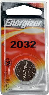Energizer 11163x6 Coin Lithium 2032 Battery (Pack of 6)
