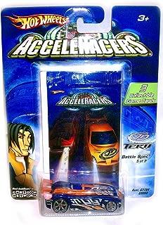 Hot Wheels BATTLE SPEC Die-Cast Car AcceleRacers / Teku #5 of 9 / 2004
