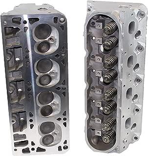 Remanufactured Chevy Silverado Vortec GMC Sierra Cylinder Heads PAIR LS6 LS2 Cast# 799/243