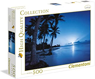 Clementoni Rising Moon High Quality Collection Puzzle- 500 Pieces