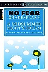 Midsummer Night's Dream (No Fear Shakespeare) (English Edition) eBook Kindle