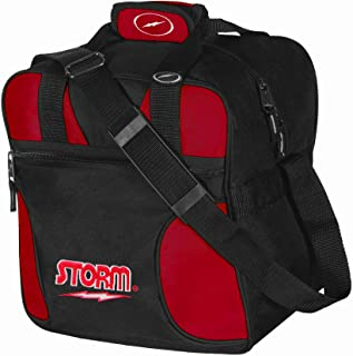 Storm Solo Bowling Bag (1-Ball), Red
