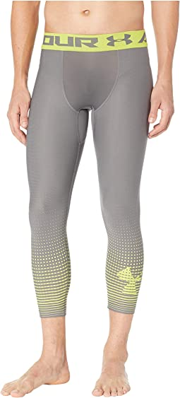 HeatGear® Armour Compression Graphic 3/4