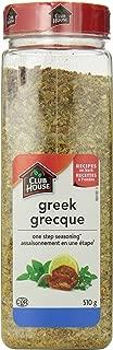 greek seasoning clubhouse