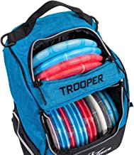 Dynamic Discs Trooper Disc Golf Backpack | Frisbee Disc Golf Bag with 18+ Disc Capacity |..