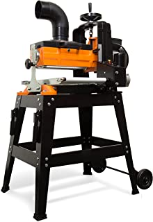 WEN 65910 10.5-Amp 10-Inch Drum Sander with Rolling Stand and Variable Speed Conveyor