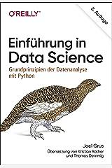 Einführung in Data Science: Grundprinzipien der Datenanalyse mit Python (Animals) (German Edition) Kindle Edition