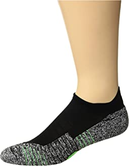 Run Cushion 2.0 No Show Tab Sock 1-Pair