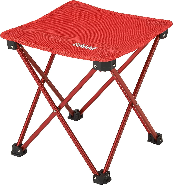 Coleman (Coleman) compact trekking stool Red 2000023169