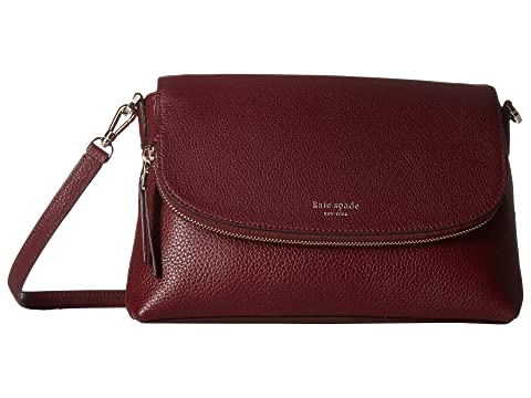 Kate Spade New York Polly Large Flap Crossbody