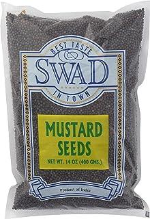SWAD Mustard Seed, 14 OZ