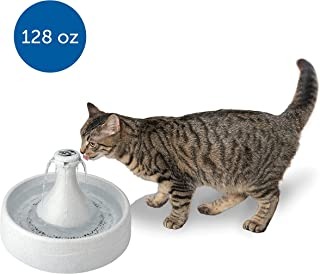 PetSafe Drinkwell 360 Cat and Dog Water Fountain – Automatic Drinking Dispenser for..