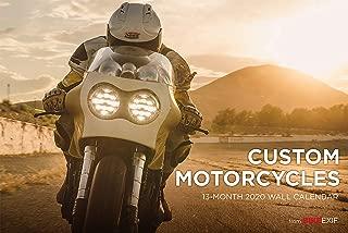 Bike EXIF Custom Motorcycle Calendar 2020