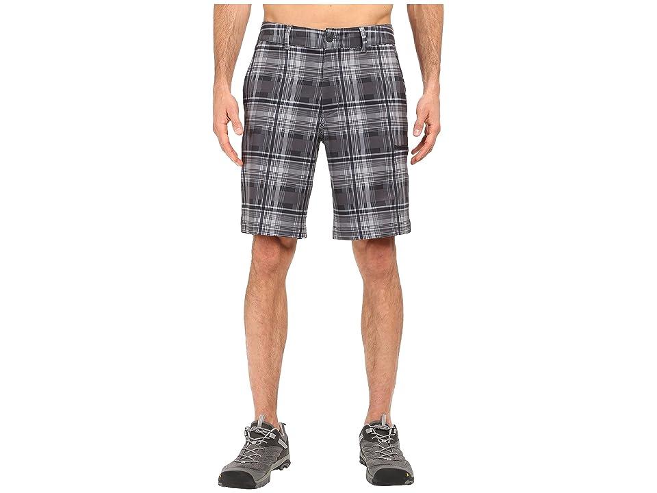 The North Face Pura Vida 2.0 Shorts (Asphalt Grey Plaid (Prior Season)) Men