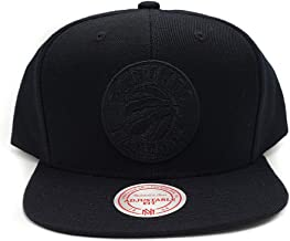 Mitchell & Ness Toronto Raptors Team Adjustable Snapback Cap