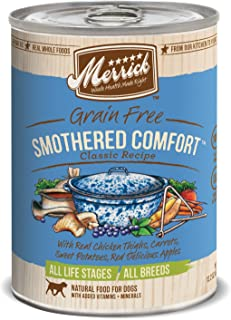 Merrick Classic Grain Smothered Comfort