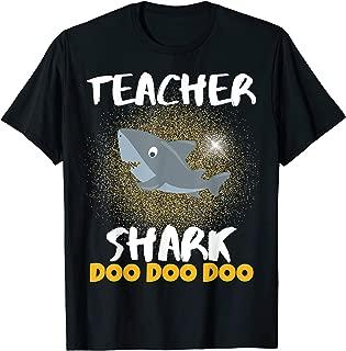 Teacher Shark Shirt CHRISTMAS GIFT 2019 For Her Women Female T-Shirt
