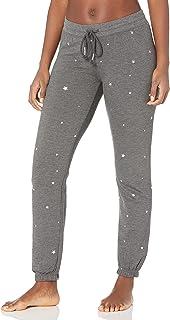 PJ Salvage Women's Loungewear Shining Star Banded Pant