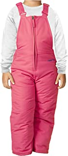 Infant/Toddler Chest High Snow Bib Overalls
