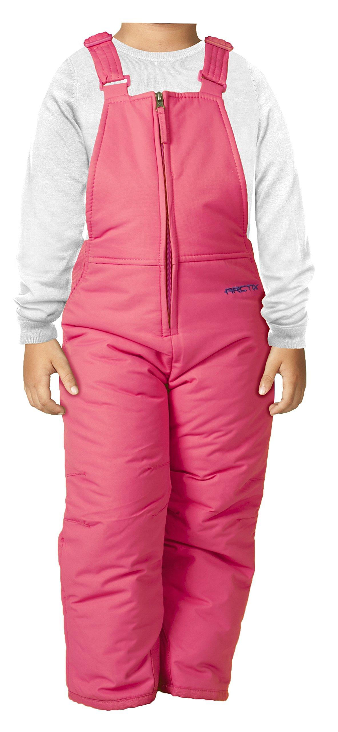 Arctix Infant//Toddler Chest High Snow Bib Overalls