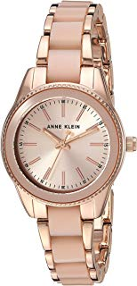 Anne Klein Women's Resin Bracelet Watch