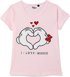 Hoppipola Girl's GTS-L-C08 T-Shirt