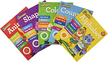 Get Ready for Preschool Learning Pack Ages 3-5: Includes Over 250 Stickers (Learnalots)