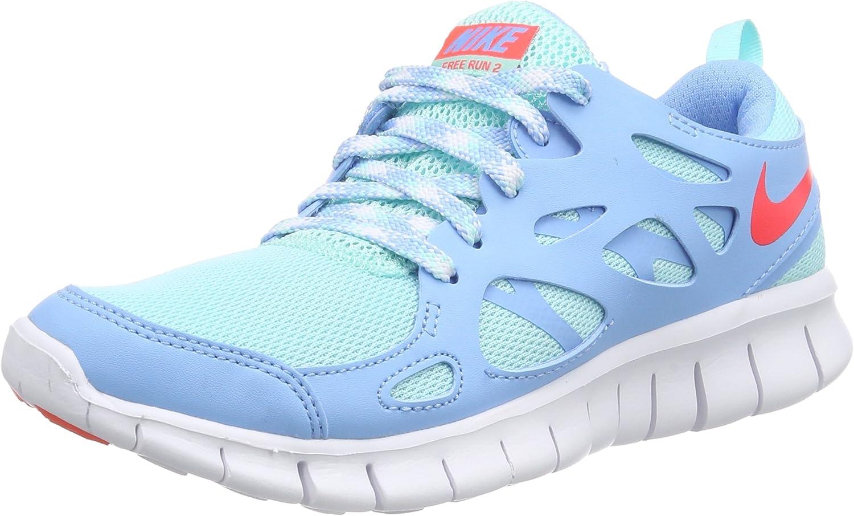 Nike Free Run Laufschuhe 2 Unisex-Kinder npjxcg6357-Sportartikel