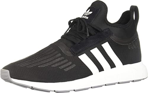 Adidas Swift Run Barrier schwarz Weiß grau