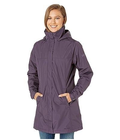 Helly Hansen Aden Insulated Coat (Grey) Women