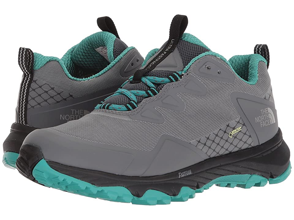 The North Face Ultra Fastpack III GTX(r) (Zinc Grey/Porcelain Green) Women