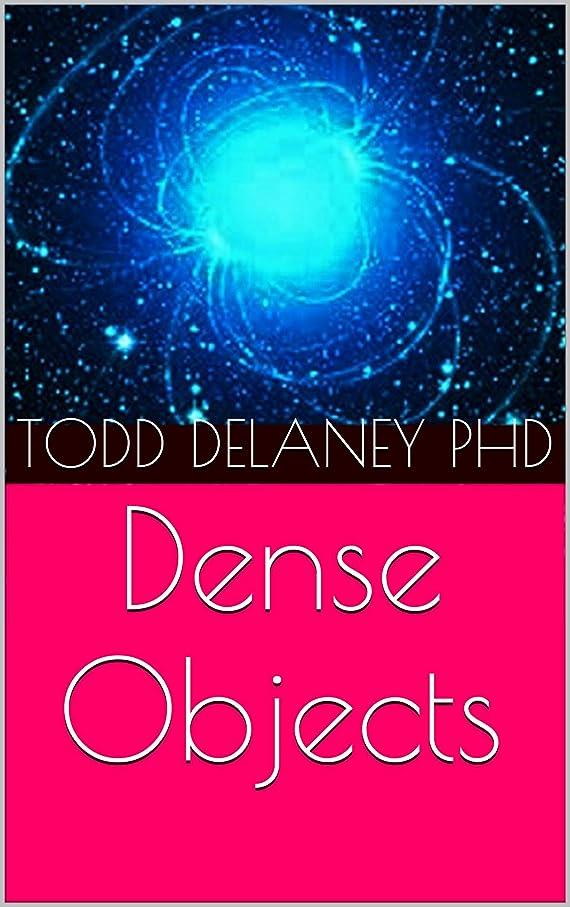 礼拝人間イベントDense Objects (English Edition)