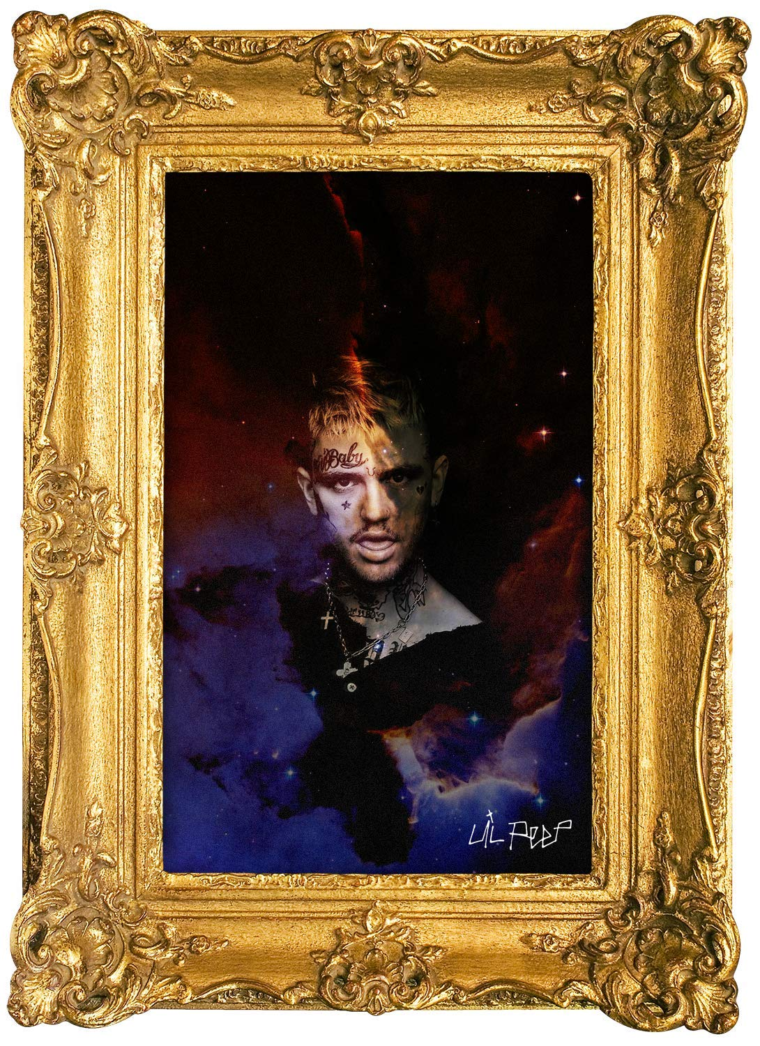 CanvasWallCraft poster compatible with Free shipping anywhere in the nation merc Arlington Mall Lil Peep -