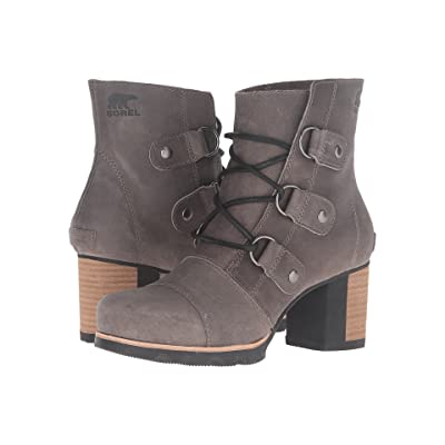 SOREL Addington Lace (Dark Fog) Women