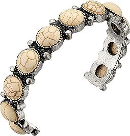 Ivory Stones Cuff Bracelet