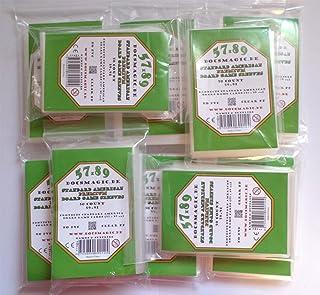 docsmagic.de 500 Premium Standard American Board Game Sleeves - 57 x 89 - 10 Packs - US - 59 x 91