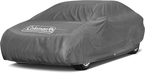"""lowest Coleman Premium Superior wholesale Car Cover - Indoor Cover Dustproof/Scratch Resistant/Protection for outlet online sale Vehicles up to 160"""" Inches outlet online sale"""
