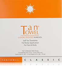 Best tan towel instructions Reviews